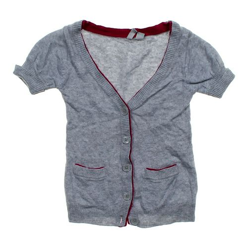 Old Navy Wool Short Sleeve Cardigan in size JR 3 at up to 95% Off - Swap.com