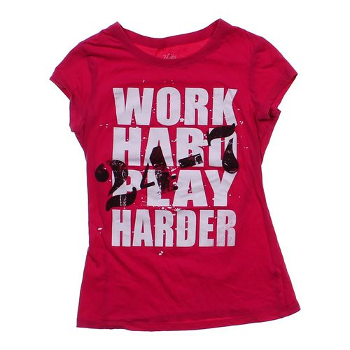 Vanity Work Hard Shirt in size JR 11 at up to 95% Off - Swap.com