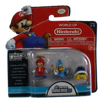 World of Nintendo Micro Land for Sale on Swap.com