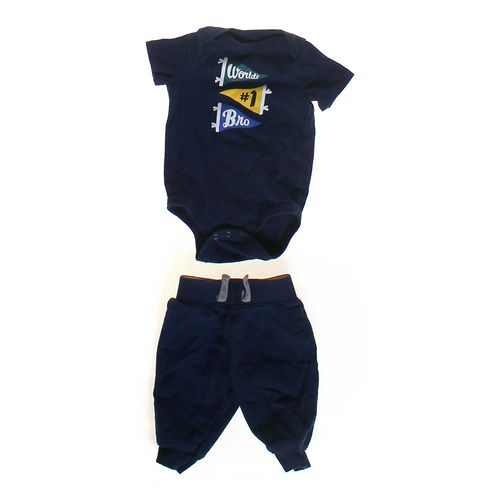 "Circo ""Worlds Num 1 Bro"" Outfit in size 3 mo at up to 95% Off - Swap.com"