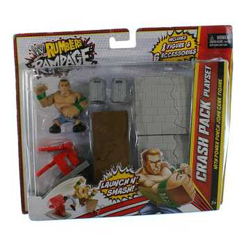 WWE Rumblers Rampage for Sale on Swap.com
