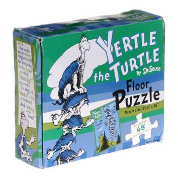 Yertle The Turtle Floor Puzzle Puzzle for Sale on Swap.com