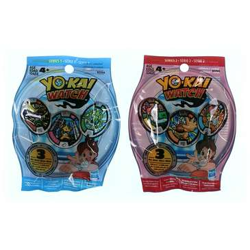 Yo-kai Watch Mystery Bag Set for Sale on Swap.com