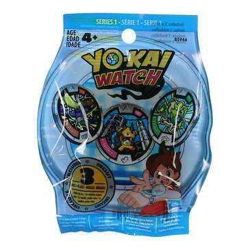 Yo-kai Watch Series 1 Medal Mystery Bags for Sale on Swap.com