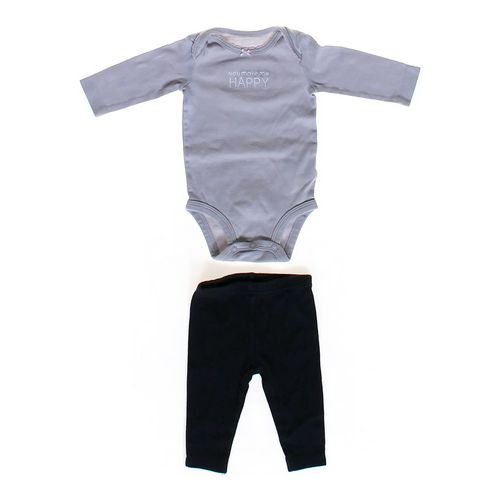 """Carter's """"You Make Me Happy"""" Outfit in size 3 mo at up to 95% Off - Swap.com"""