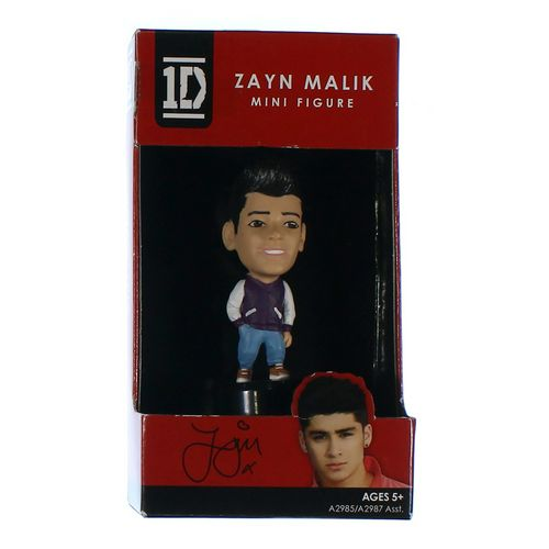 One Direction Zayn Malik Mini Figure at up to 95% Off - Swap.com