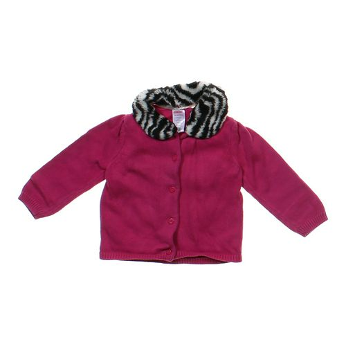 Gymboree Zebra Accented Cardigan in size 18 mo at up to 95% Off - Swap.com