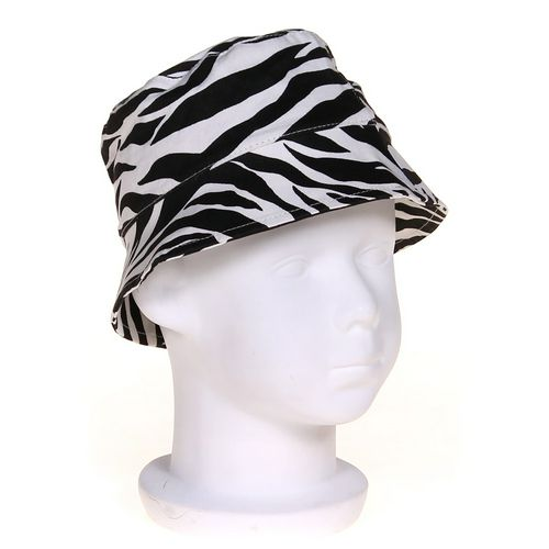 Creations of Grace Zebra Hat in size One Size at up to 95% Off - Swap.com