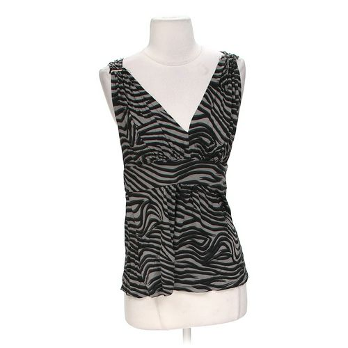 Express Zebra Print Tank Top in size S at up to 95% Off - Swap.com