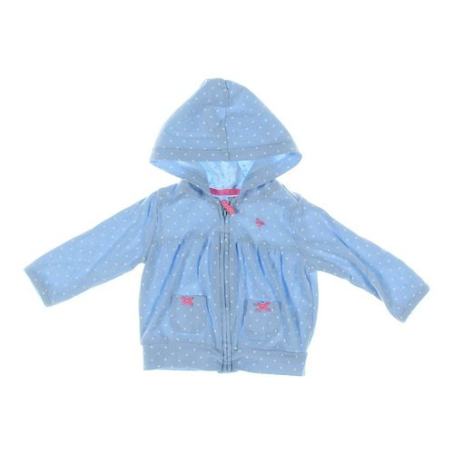 Carter's Zip-Up Hoodie in size 6 mo at up to 95% Off - Swap.com