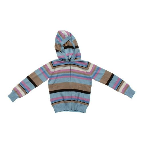 Gap Zip-Up Hoodie in size 8 at up to 95% Off - Swap.com