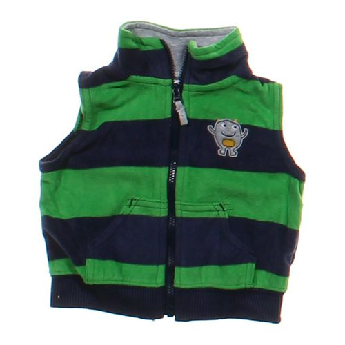 Carter's Zip-up Vest in size 6 mo at up to 95% Off - Swap.com