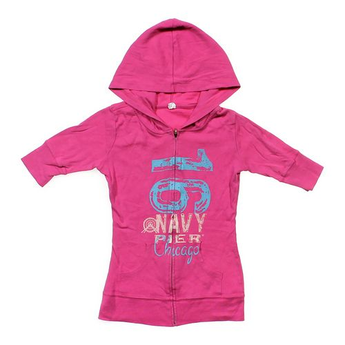 Zippered Hooded Shirt in size 8 at up to 95% Off - Swap.com