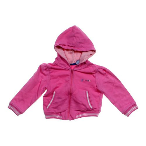Genuine Kids from OshKosh Zippered Hoodie in size 4/4T at up to 95% Off - Swap.com