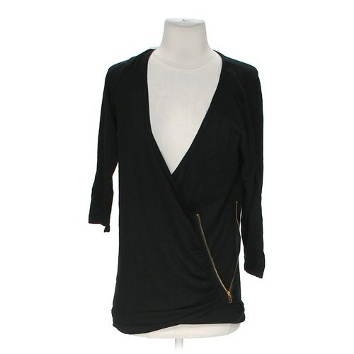 Say What? Zippered Shirt in size M at up to 95% Off - Swap.com