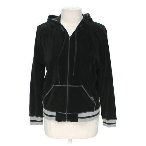 Anne Klein Zipping Hoodie in size L at up to 95% Off - Swap.com